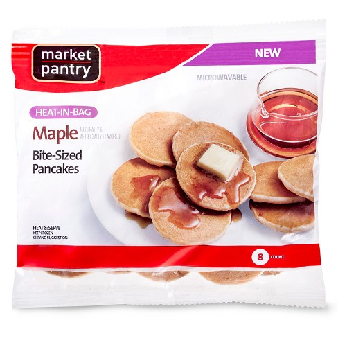 Mini Maple Pancakes Grab and Go - 3.1oz - Market Pantry™ - image 1 of 1