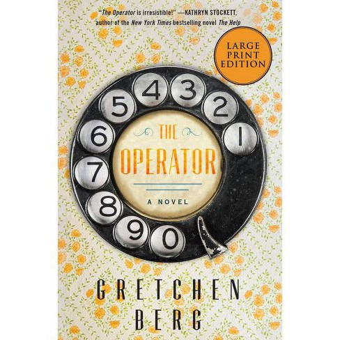 The Operator - by  Gretchen Berg (Paperback) - image 1 of 1