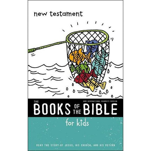 Nirv, the Books of the Bible for Kids: New Testament, Paperback - by  Zondervan