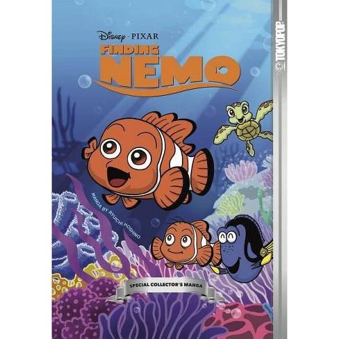 Disney Manga: Pixar's Finding Nemo - by  Ryuichi Hoshino (Hardcover) - image 1 of 1