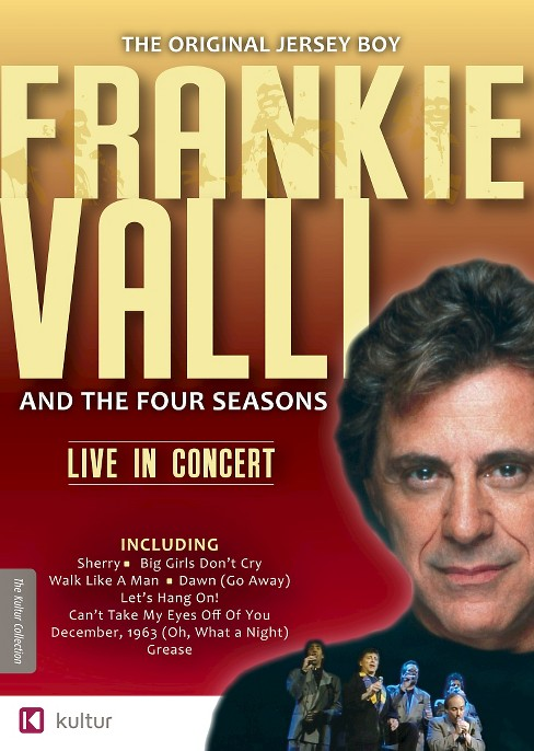 Frankie valli and the four seasons:Li (DVD) - image 1 of 1