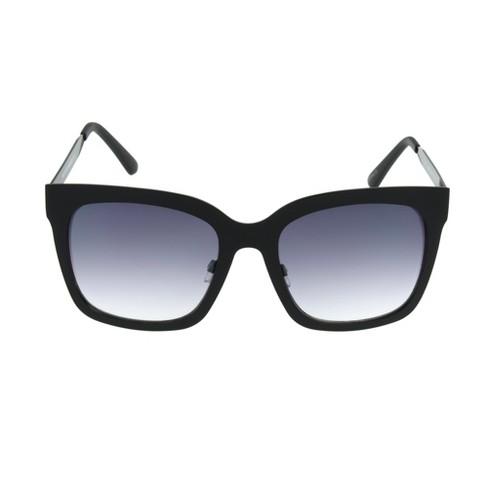 25edcafc4c0 Women s Cat Eye Sunglasses - A New Day™ Black   Target