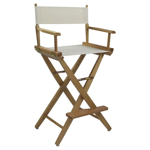 Extra Wide Directors Chair - Natural - Casual Home - image 1 of 1