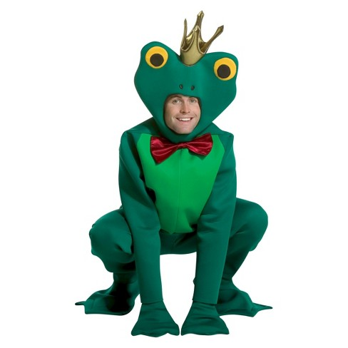 Men's Frog Prince Costume X-Large - image 1 of 1