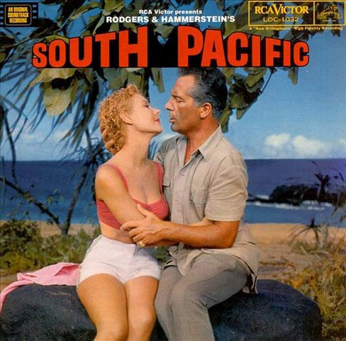 Various - South pacific (Ost) (CD) - image 1 of 1