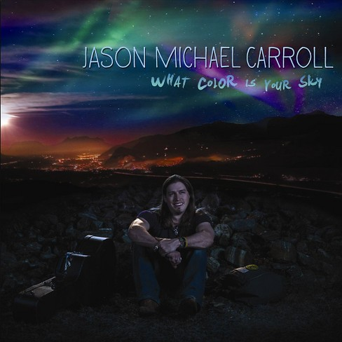 Jason micha carroll - What color is your sky (CD) - image 1 of 1
