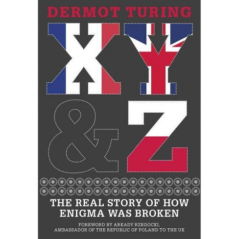 X, y & Z - by  Dermot Turing (Hardcover) - image 1 of 1