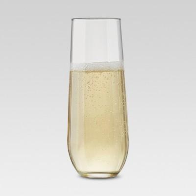Stemless Champagne Glass 8.5oz - Threshold™