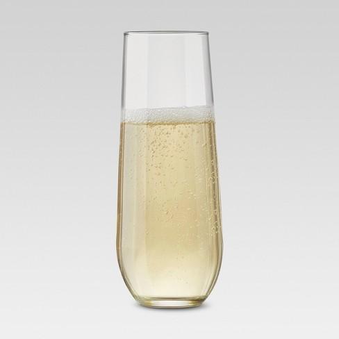 4a06e9174ad1 Stemless Champagne Glass 8.5oz - Threshold™ : Target