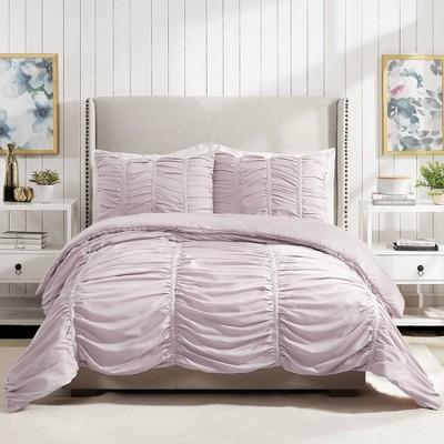 Emily Texture Comforter Set - Modern Heirloom