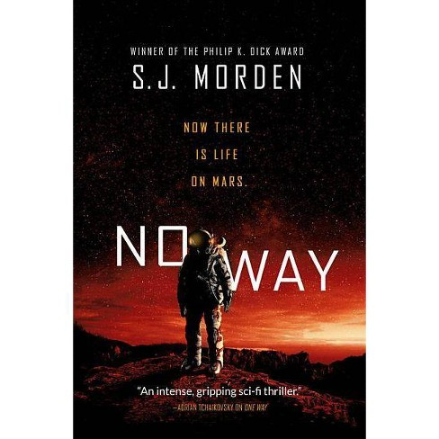 No Way - by  S J Morden (Paperback) - image 1 of 1