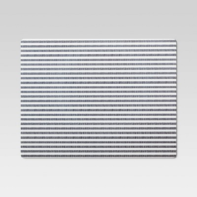 Cork Striped Placemat Blue - Threshold™