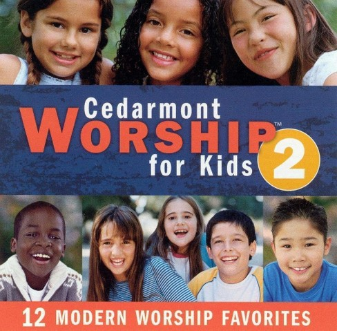Cedarmont kids - Cedarmont worship for kids vol 2 (CD) - image 1 of 1
