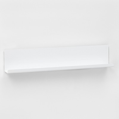 Picture Ledge Bent Metal 24  - White - Project 62™