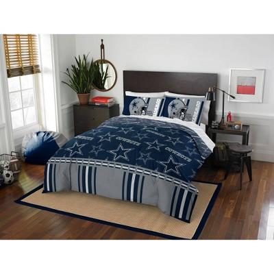 NFL Dallas Cowboys Rotary Bed Set