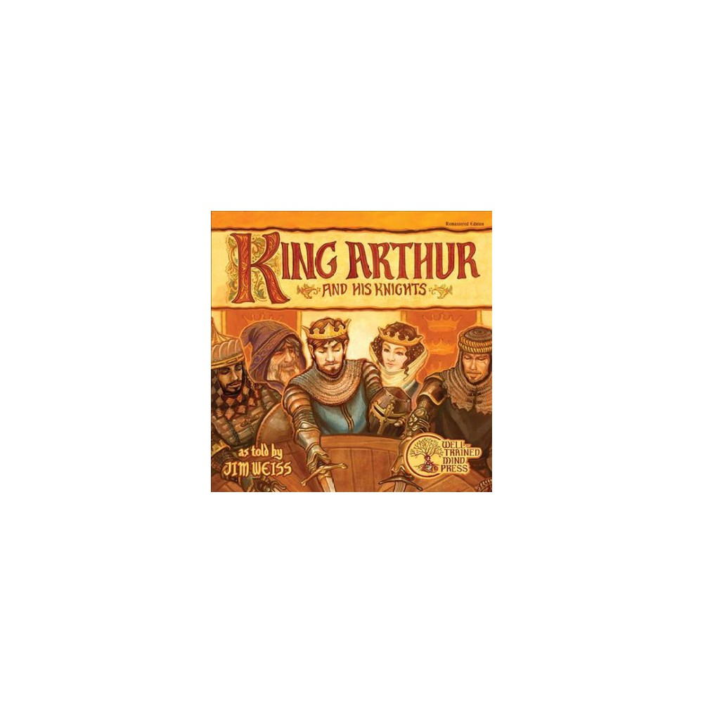 King Arthur and His Knights : Remastered Edition (CD/Spoken Word) (Jim Weiss)