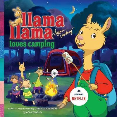 Llama Llama Loves Camping by Anna Dewdney (Paperback)