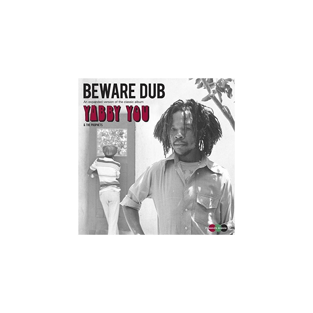 Yabby You - Beware Dub (Vinyl)