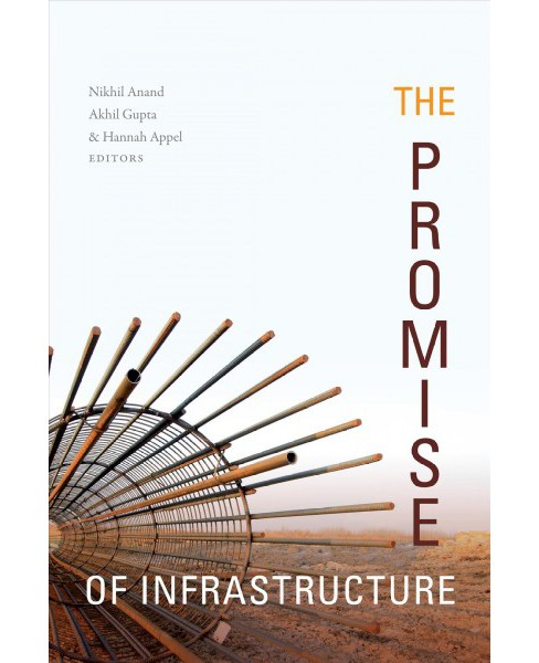 Promise of Infrastructure -  (Paperback) - image 1 of 1