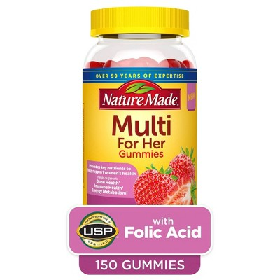 Nature Made Multi Supplements for Women - 150ct