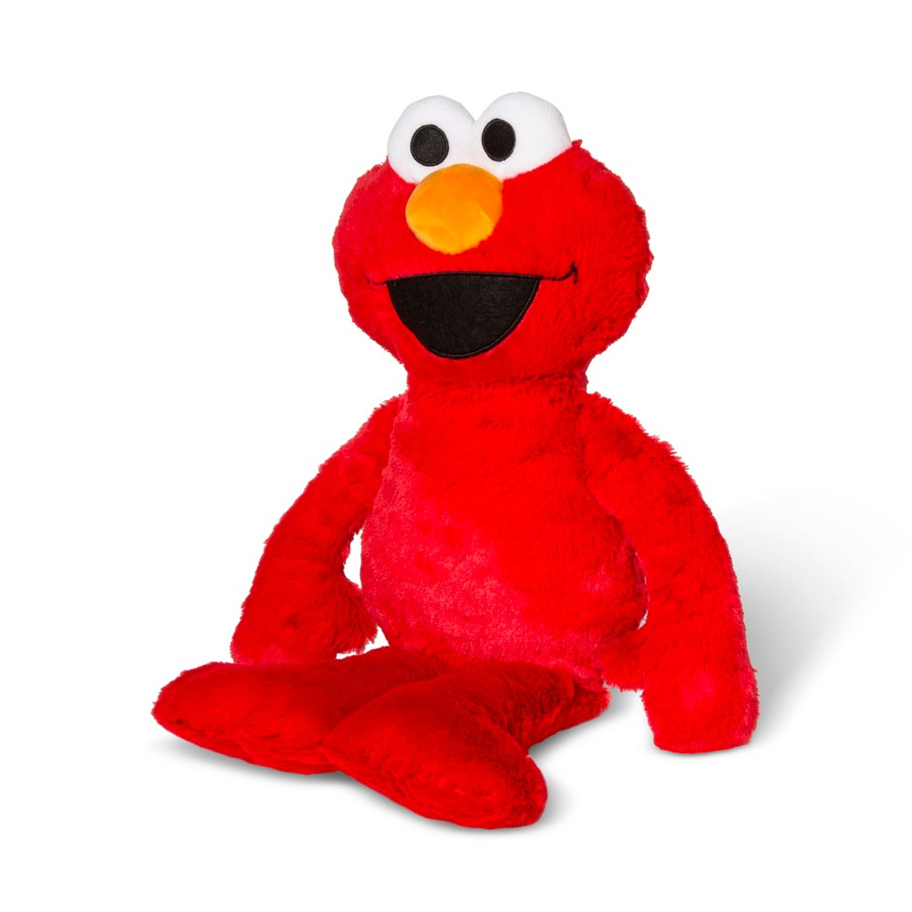 Image of Sesame Street Elmo Buddy Pillow