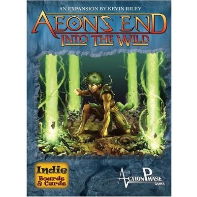Aeon's End - Into the Wild Board Game