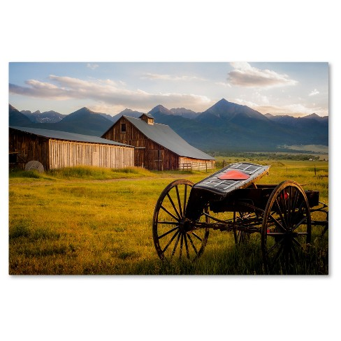 Older Times' by Dan Ballard Ready to Hang Canvas Wall Art - image 1 of 3