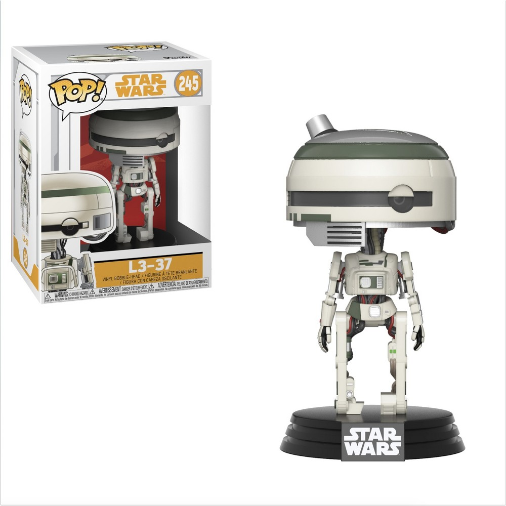 Pop! Star Wars: Han Solo S1 - L3-37