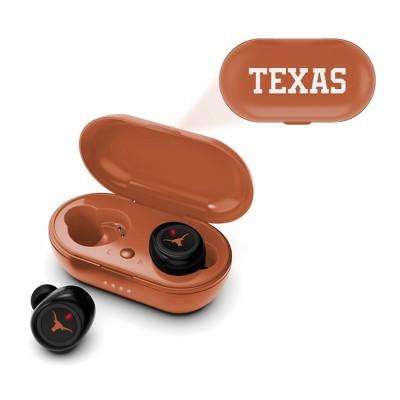 NCAA Texas Longhorns True Wireless Earbuds