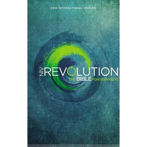 NIV, Revolution Bible, Hardcover - by  Zondervan - image 1 of 1