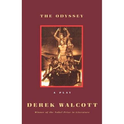 The Odyssey - by  Derek Walcott & Walcott Derek (Paperback) - image 1 of 1