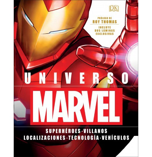Universo Marvel / Ultimate Marvel -  (Hardcover) - image 1 of 1