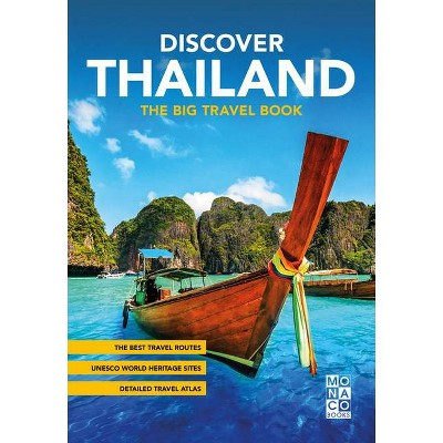 Discover Thailand - (Hardcover)