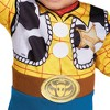 Toddler Deluxe Disney Toy Story Woody Halloween Costume Jumpsuit - image 4 of 4