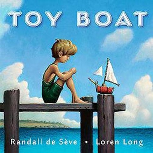 Toy Boat (School And Library) (Randall De Seve) - image 1 of 1