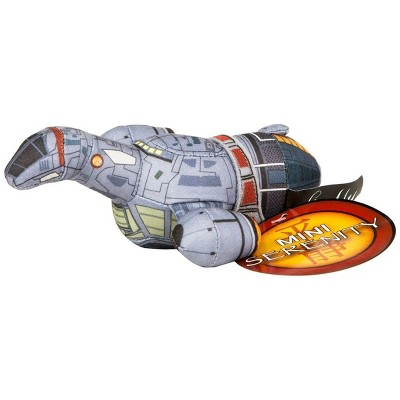 "Quantum Mechanix Firefly Starship Serenity 6"" Mini Plush"