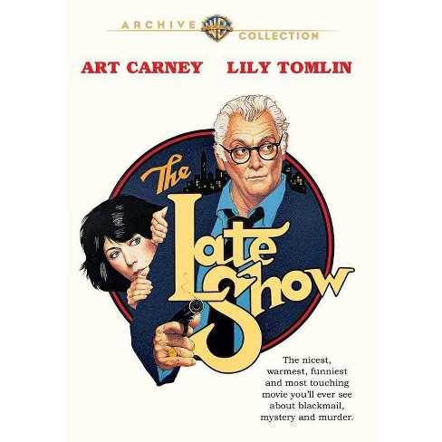 The Late Show (DVD) - image 1 of 1