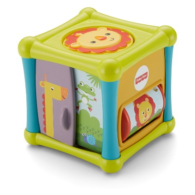 Fisher-Price Animal Activity Cube