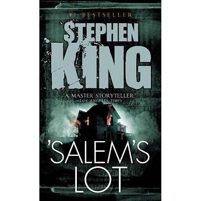 'salem's Lot - by  Stephen King (Paperback)