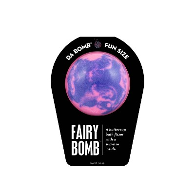 Da Bomb Bath Fizzers Fairy Bath Bomb - 3.5oz