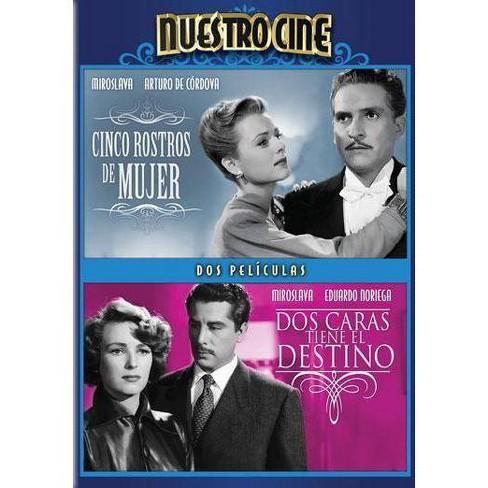 Cinco Rostros De Mujer / Dos Caras Tiene El Destino (DVD)(2010) - image 1 of 1