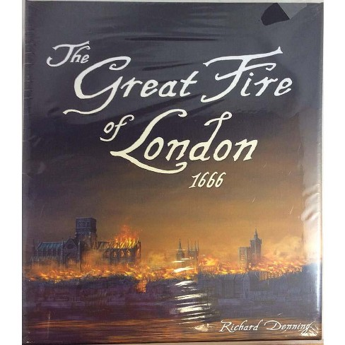 Great Fire of London - 1666 (2nd Printing) Board Game - image 1 of 2