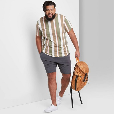 Men's Regular Fit Knit Jogger Shorts - Original Use™