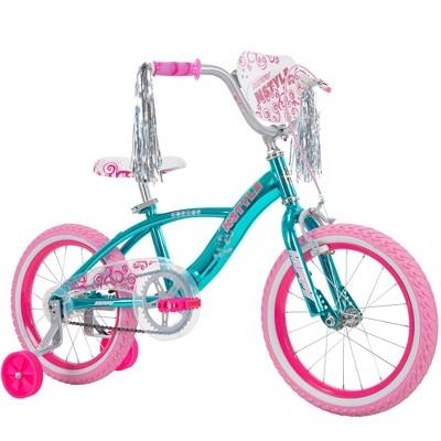 """Huffy N'Style 16"""" Kids' Bike - Teal"""