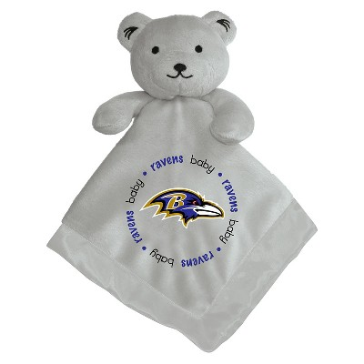 NFL Baltimore Ravens Baby Fanatic Gray Security Bear