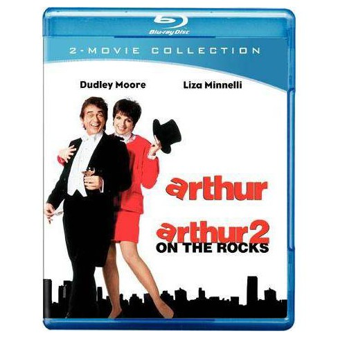 Arthur / Arthur 2: On the Rocks (Blu-ray) - image 1 of 1