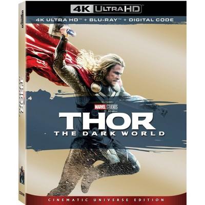 Thor: The Dark World (4K/UHD)