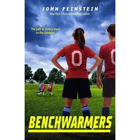 Benchwarmers - by  John Feinstein (Hardcover) - image 1 of 1