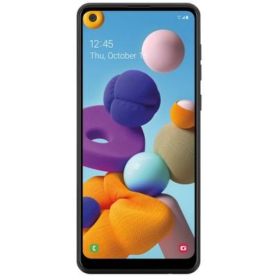 Simple Mobile Prepaid Samsung Galaxy A21 (32GB) - Black