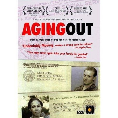 Aging Out (DVD) - image 1 of 1